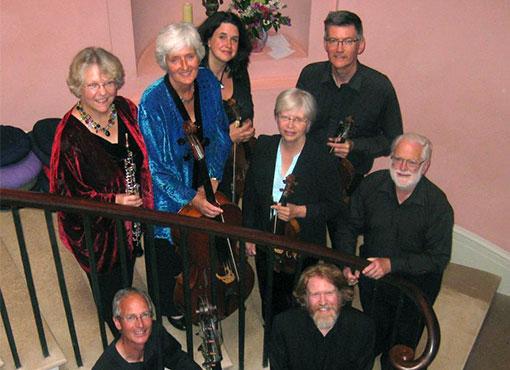 Divertimento Ensemble concert of Bach Cantatas