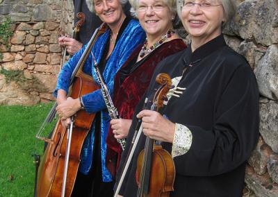 Divertimento Oboe Quartet