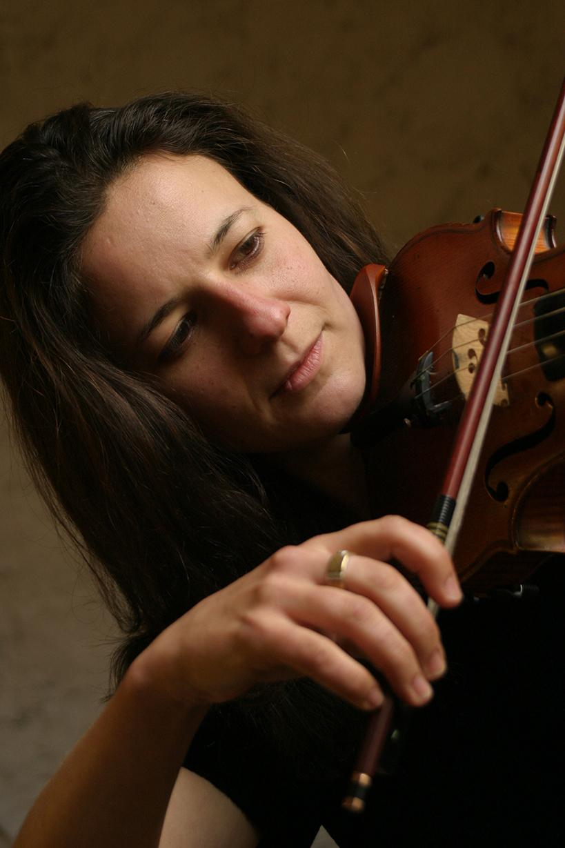 Catherine Hayek - Violinist