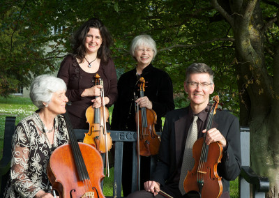 Divertimento String Quartet May 2014