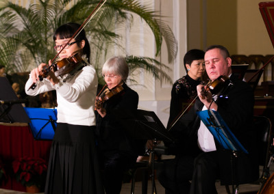 Baroque concert in Macau