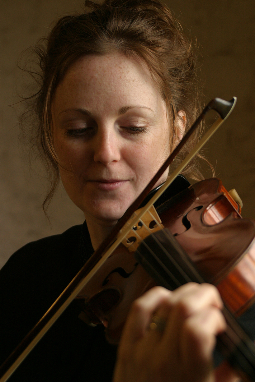Sarah Wormell - Violinist and Viola player