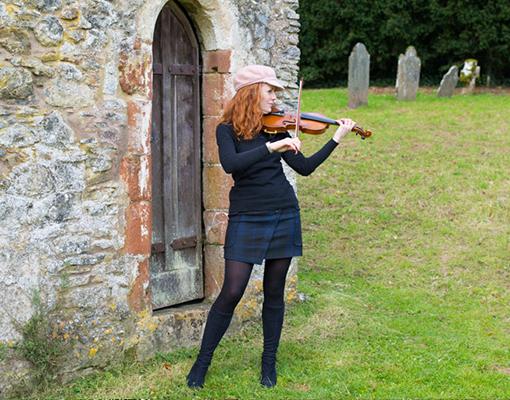 Sarah Evans Solo Violin