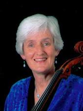 Vicky Evans - cellist