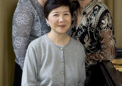 Divertimento Piano Trio - Mary Eade, Vicky Evans, Margaret Lynn