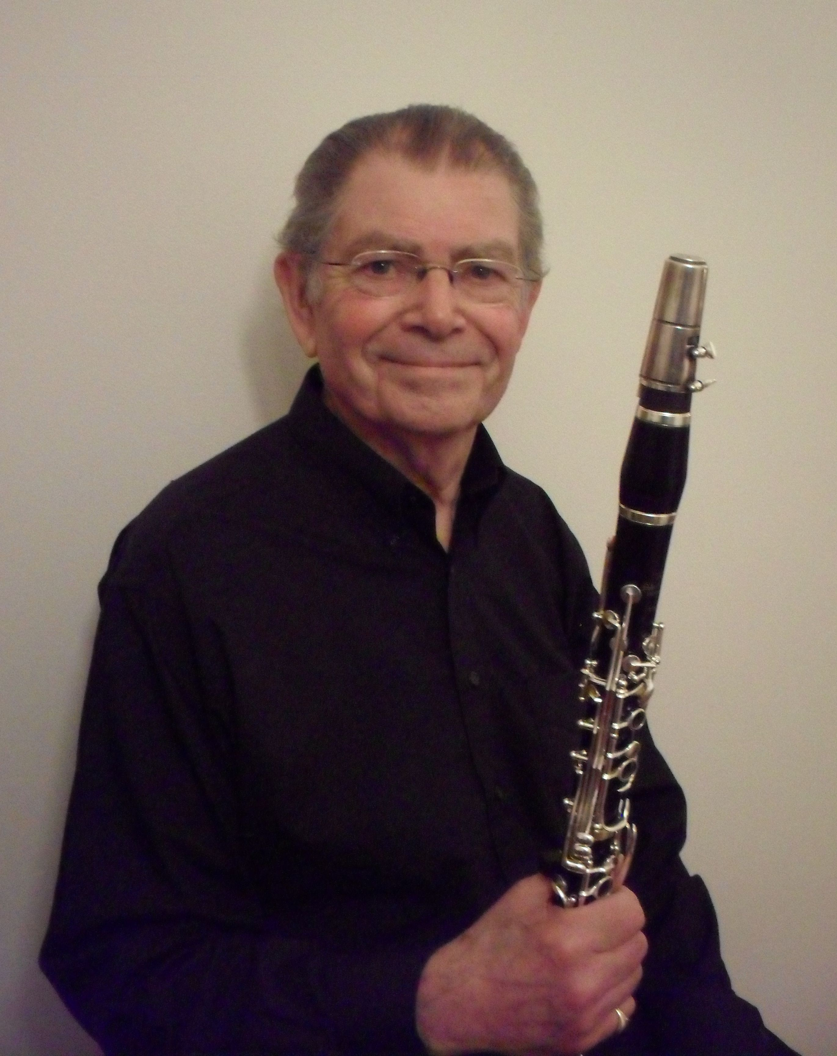 Colin Parr - Clarinettist