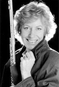 Judith Hall - Flautist